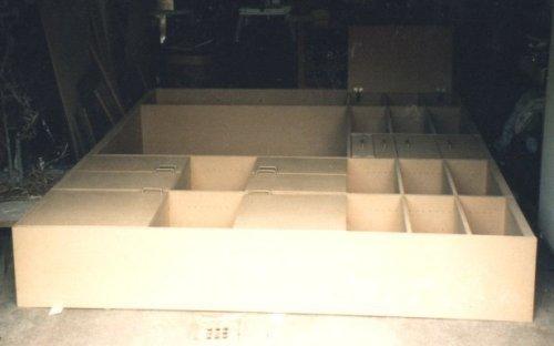 Dikke Planken Boekenkast.Boekenrek